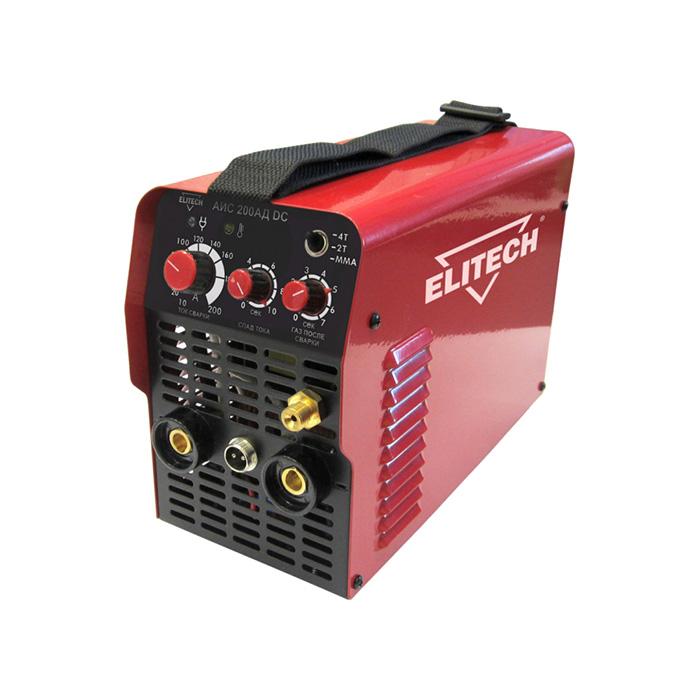Сварочный аппарат Elitech АИС 200АД dc  (180450)