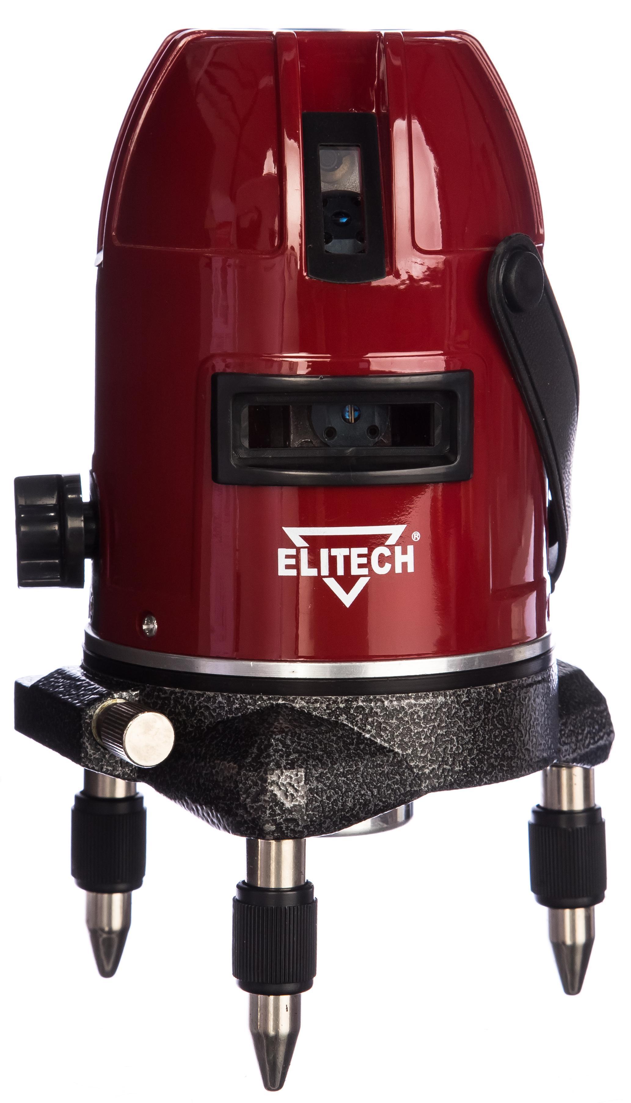 Уровень Elitech ЛН 5/2В уровень лазерный makita sk102z линейный крест линия 15 30м ±0 3мм м