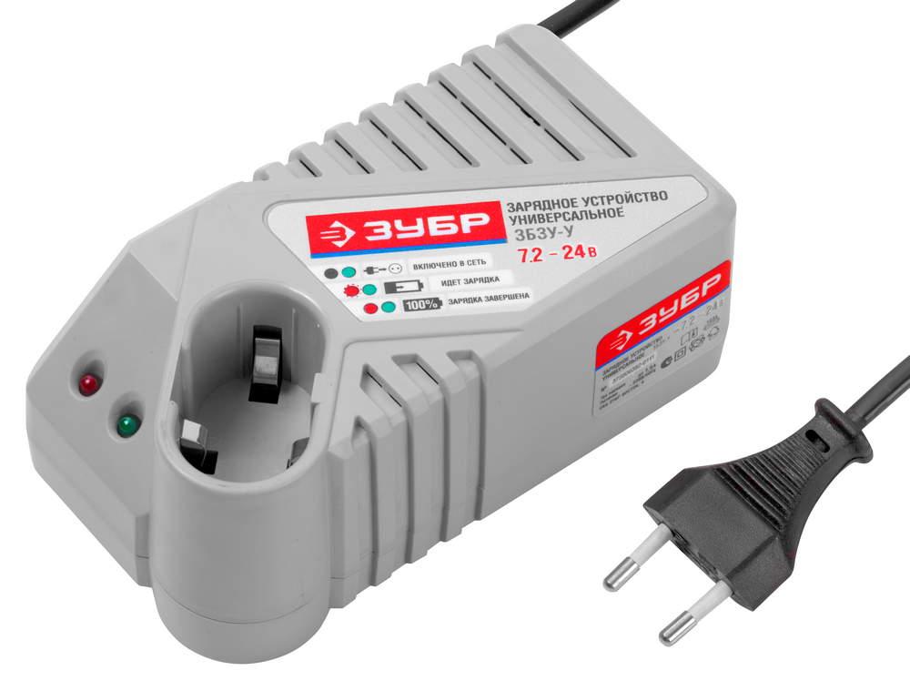 Фото - Зарядное устройство ЗУБР ЗБЗУ-У зарядное устройство зубр 59251 2