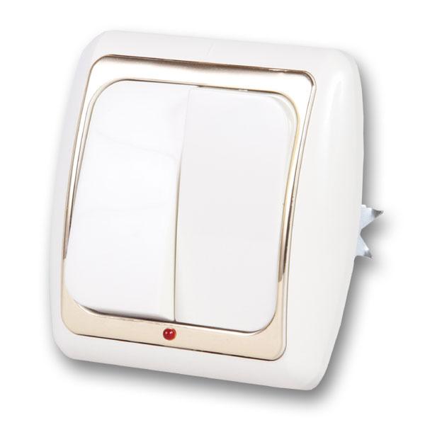 Выключатель Duewi 26217 6 отвертка wiha softfinish торцевая трехгранная головка m10x125 26217