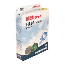 Мешок Filtero Flz 05 ЭКСТРА пылесборники filtero flz 07 4 экстра