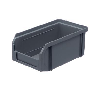 Ящик СТЕЛЛА-ТЕХНИК V-1 серый