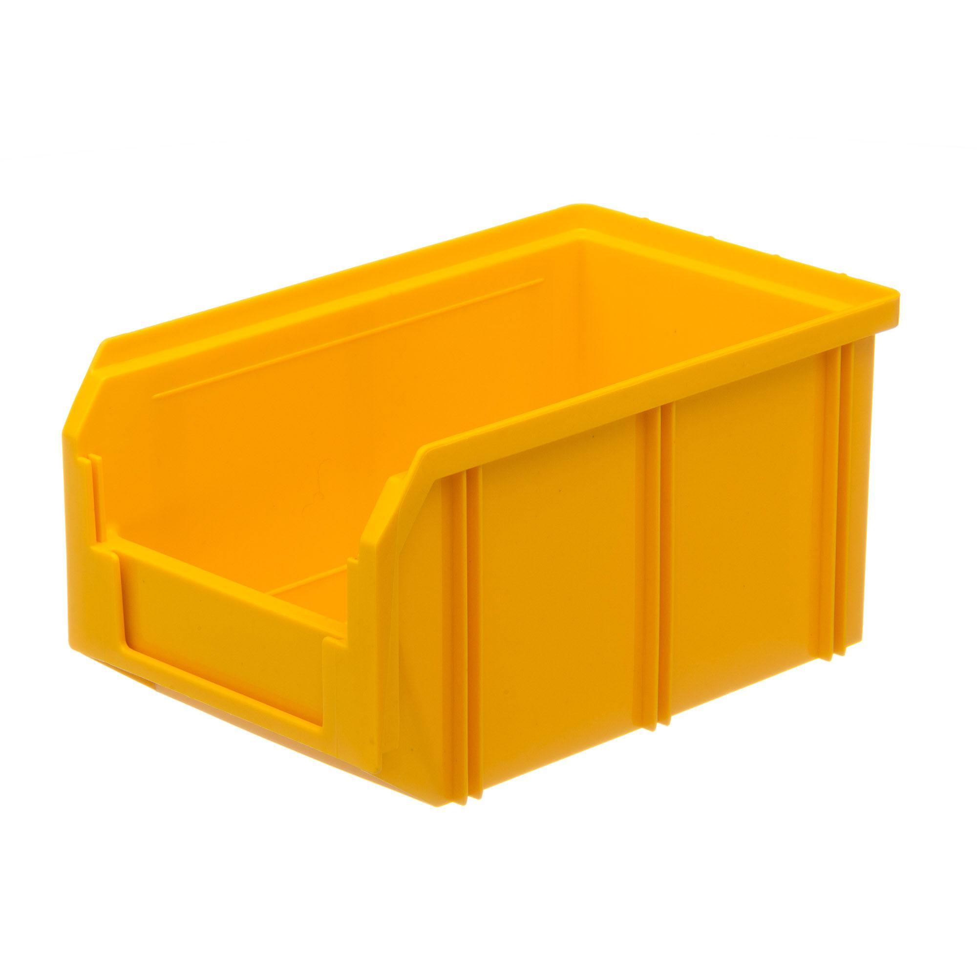 Ящик СТЕЛЛА V-2 желтый от 220 Вольт