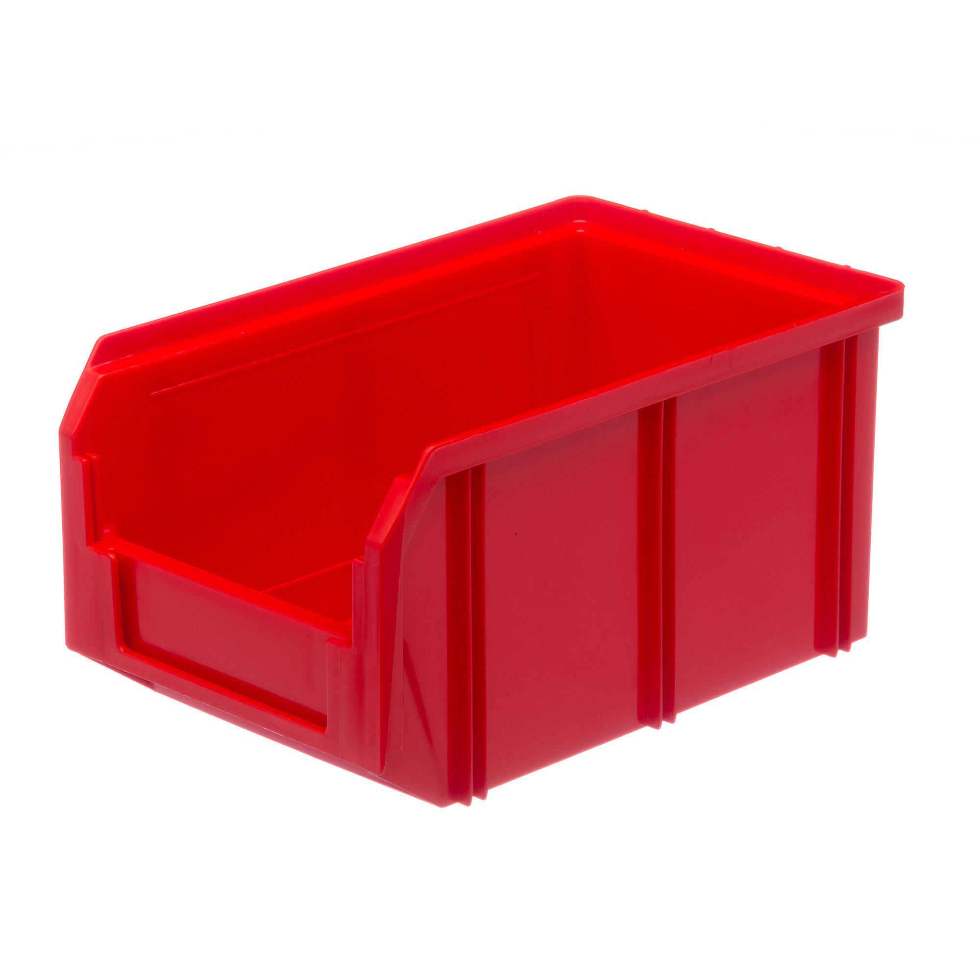 Ящик СТЕЛЛА V-2 красный тележка стелла кп 2 200 и