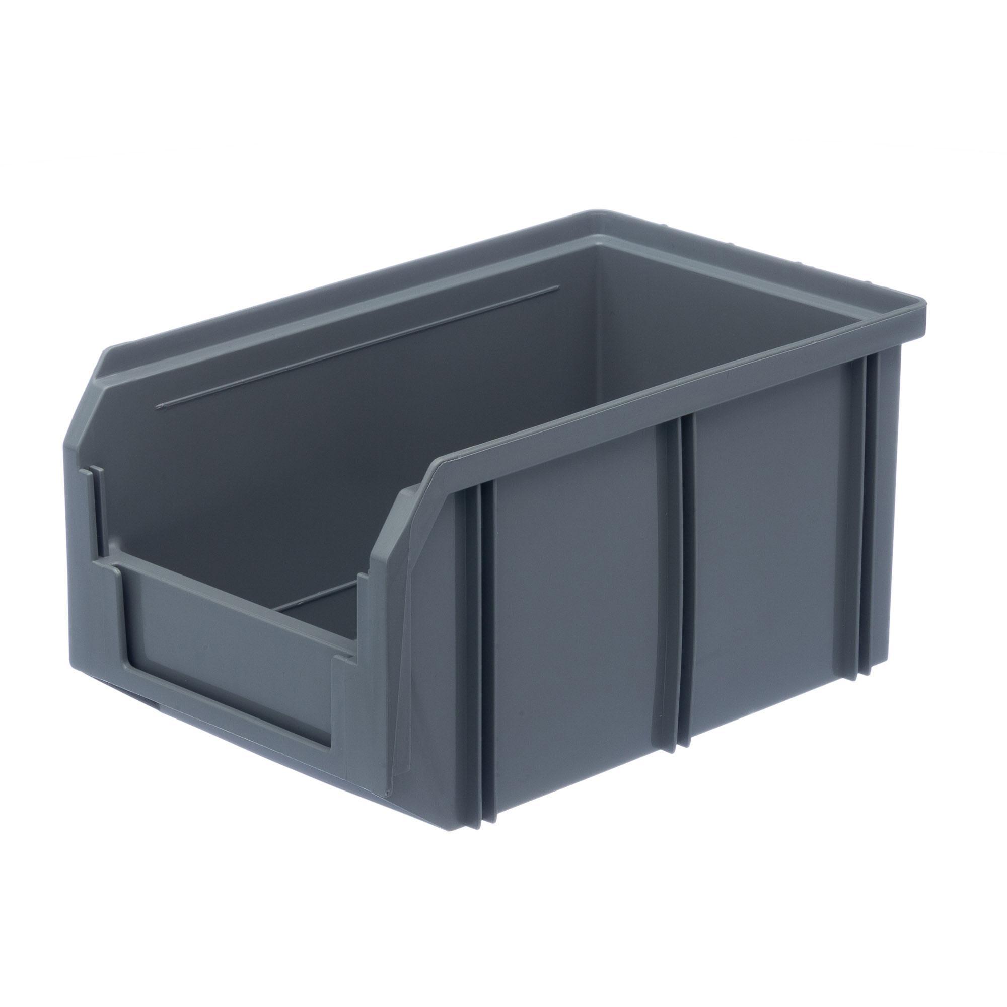Ящик СТЕЛЛА V-2 серый тележка стелла кп 2 200 и