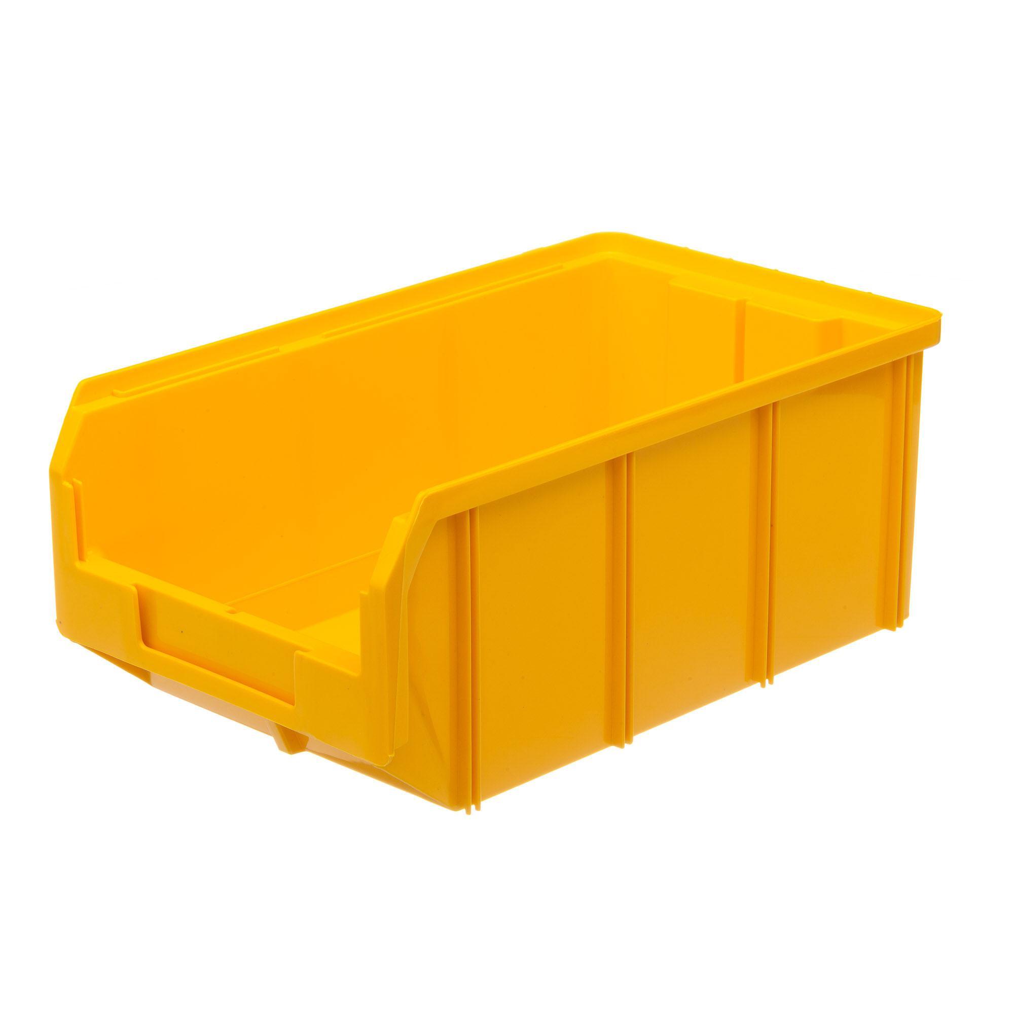 Ящик СТЕЛЛА V-3 желтый от 220 Вольт