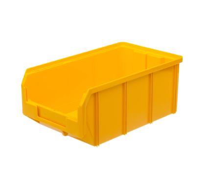 Ящик СТЕЛЛА-ТЕХНИК V-3 желтый
