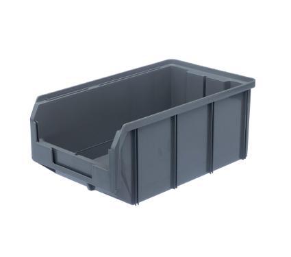 Ящик СТЕЛЛА-ТЕХНИК V-3 серый
