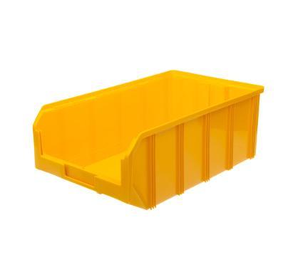 Ящик СТЕЛЛА-ТЕХНИК V-4 желтый