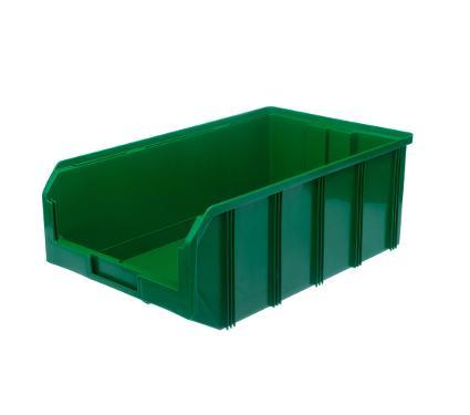 Ящик СТЕЛЛА-ТЕХНИК V-4 зеленый