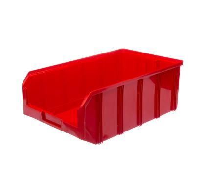 Ящик СТЕЛЛА-ТЕХНИК V-4 красный
