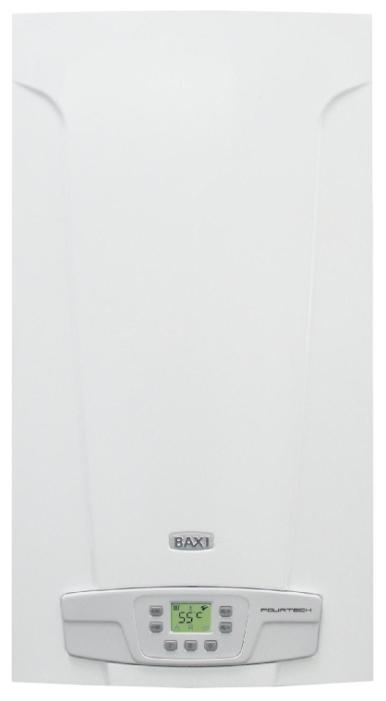 Котел Baxi Main-5 24 f бак рюкзак на дымоход