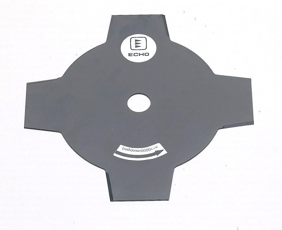 Нож Echo X400-000021 диск скад акула 6x16 5x112 et45 0 алмаз