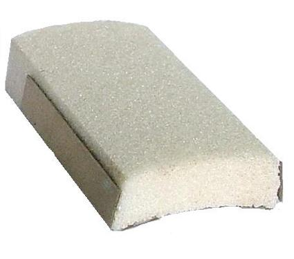 Сегмент шлифовальный ЛУГА-АБРАЗИВ 150х110х200мм 14А