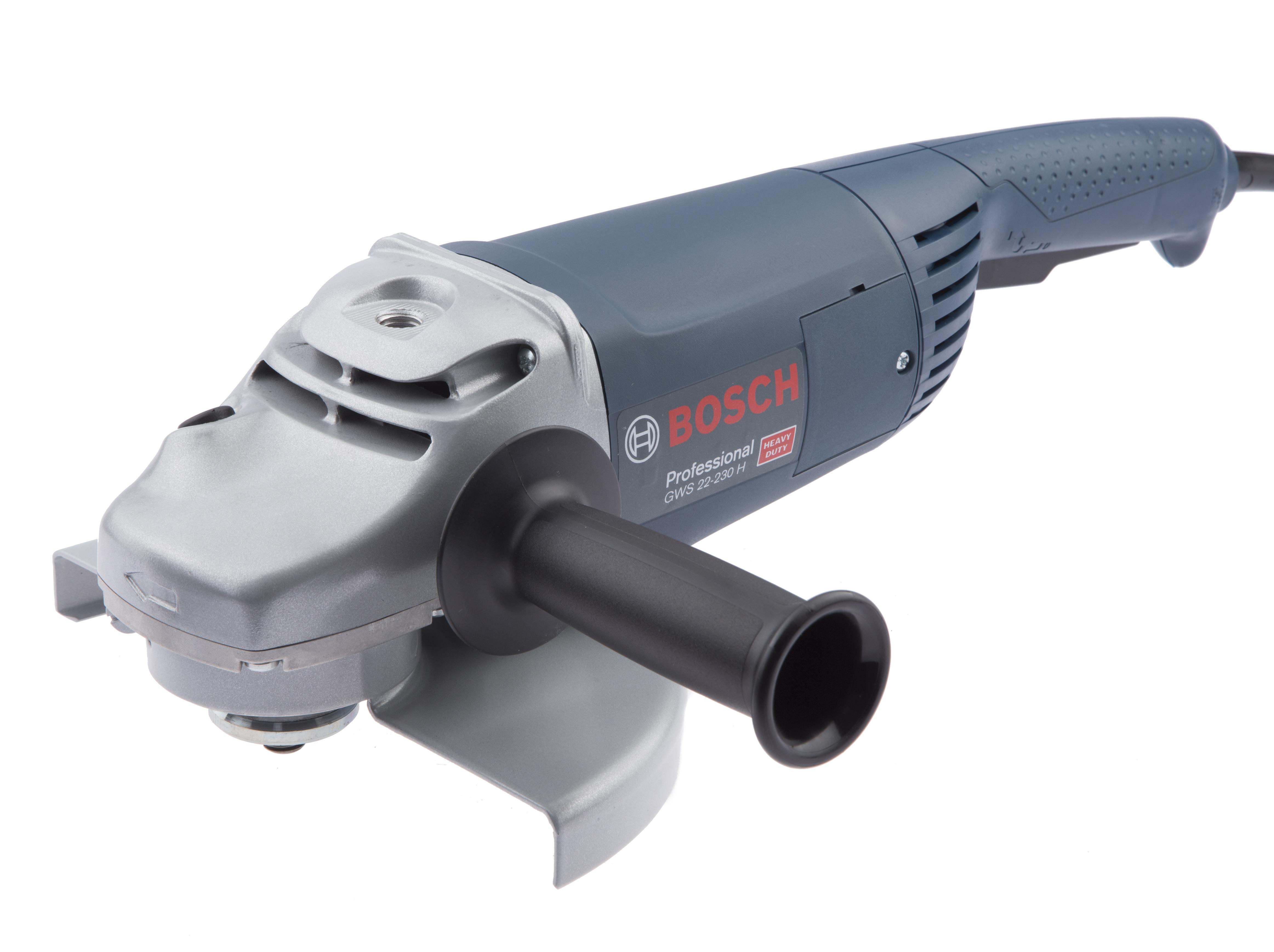 УШМ (болгарка) Bosch Gws 22-230 h (0.601.882.103) угловая шлифовальная машина bosch gws 20 230 h 0 601 850 107