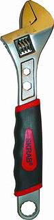 Ключ гаечный разводной Skrab 23564 (0 - 40 мм) ключ гаечный комбинированный skrab 44022 22 мм