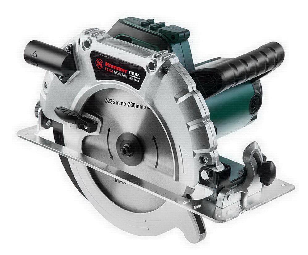 Пила циркулярная Hammer Crp900А