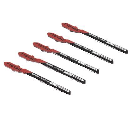 Пилки для лобзика HAMMER JG WD T101AO (5шт.)