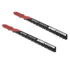 Пилки для лобзика HAMMER JG WD-PL T111C (2шт.)