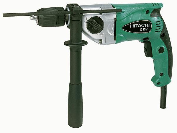 Дрель Hitachi D13vh