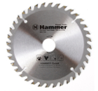 Диск пильный твердосплавный HAMMER 205-102 130х20/16мм 36 зуб.