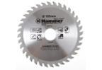 Диск пильный твердосплавный HAMMER 165х30/20мм 36 зуб.