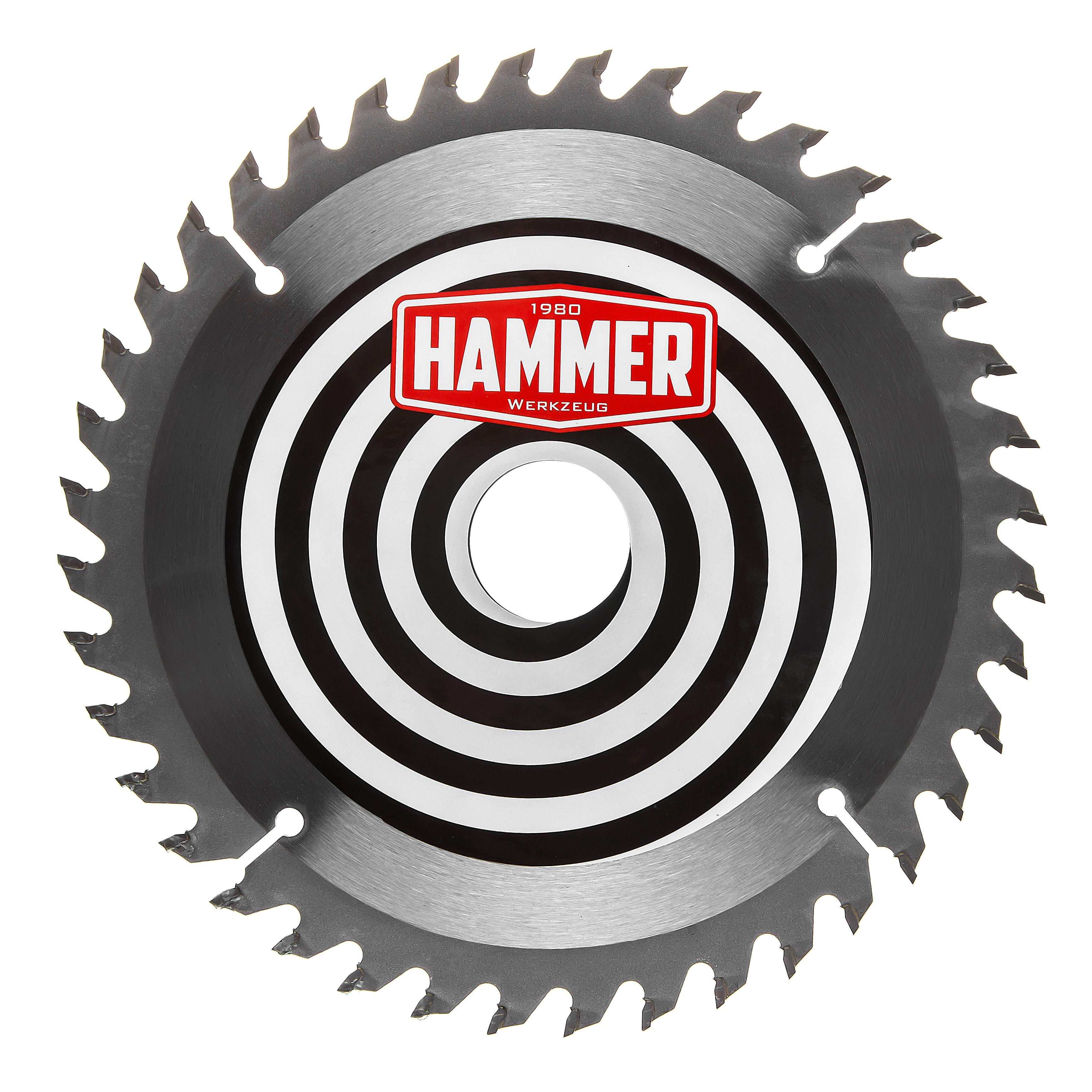 Диск пильный твердосплавный Hammer 185х20/16мм 40 зуб. диск пильный твердосплавный hammer 335х32 30мм 64 зуб