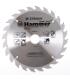 Диск пильный твердосплавный HAMMER 210х30/20мм 24 зуб.