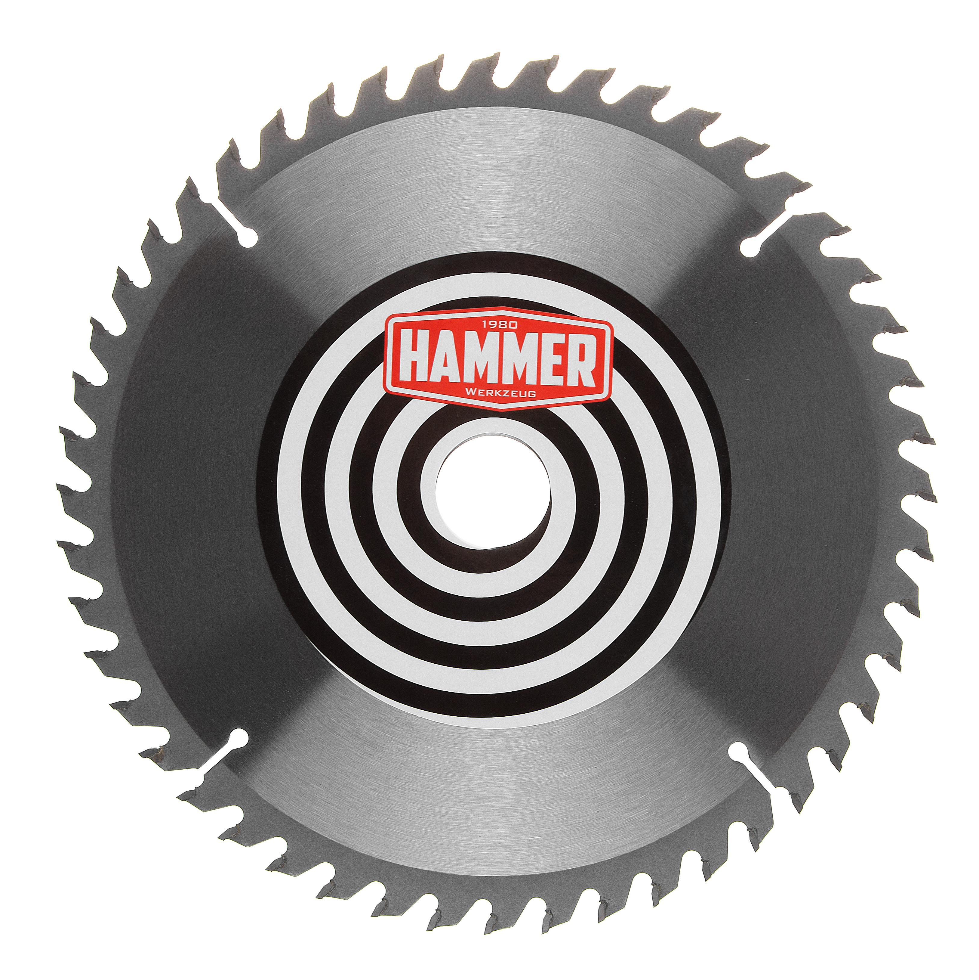 Диск пильный твердосплавный Hammer 235х30/20мм 48 зуб. диск пильный твердосплавный hammer 335х32 30мм 64 зуб