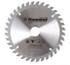 Диск пильный твердосплавный HAMMER 205-201 130х20/16мм 36 зуб.