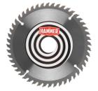 Диск пильный твердосплавный HAMMER 165х30/20мм 48 зуб.
