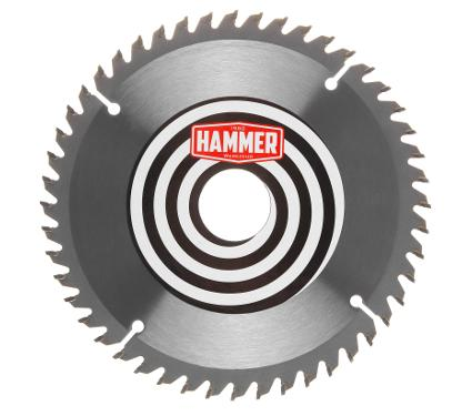 Диск пильный твердосплавный HAMMER Ф165х30мм 48зуб.