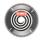 Диск пильный твердосплавный HAMMER 190х30/20мм 64 зуб.