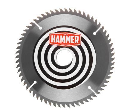 Диск пильный твердосплавный HAMMER Ф190х30мм 64зуб.
