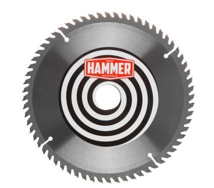 Диск пильный твердосплавный HAMMER Ф210х30мм 64зуб.