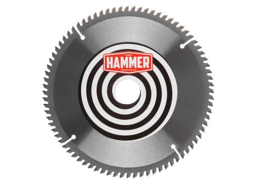 Диск пильный твердосплавный HAMMER Ф210х30мм 80зуб.