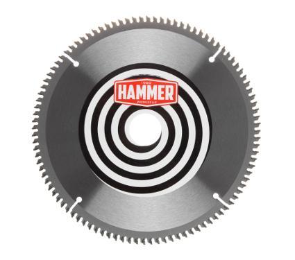 Диск пильный твердосплавный HAMMER Ф216х30мм 100зуб.