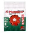 Чашка шлифовальная HAMMER CUP TB 150*22мм с мятой упаковкой