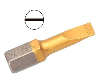 Бита Hammer Pb sl-1,2*6,5 25мм (2шт.) бита hammer pb sl 1 2 6 5 25мм 1шт