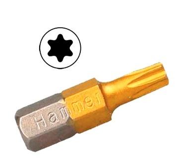 Бита Hammer Pb tx-20 25мм (2шт.) бита hammer pb pz 2 50мм 2шт