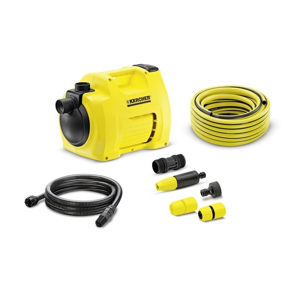 Садовый насос Karcher Bp 3 garden set plus насос karcher бытовой bp 7 home garden eco ogic