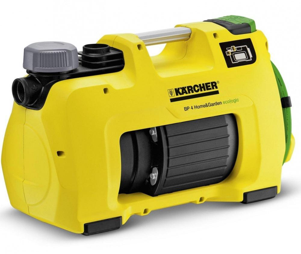 Насос Karcher Bp 4 home & garden eco насос karcher бытовой bp 7 home garden eco ogic