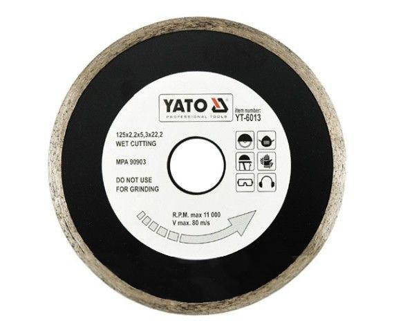 Круг алмазный Yato Yt-6014
