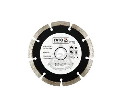 Круг алмазный YATO YT-6003