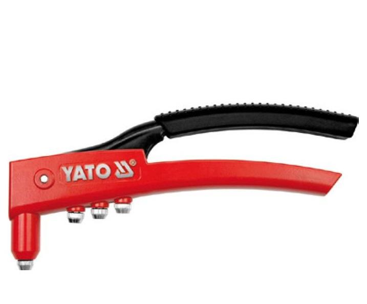 Заклепочник Yato Yt-3600 заклепочник усиленный gross 40409