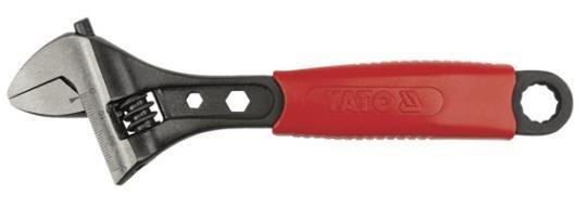Ключ Yato Yt-2173 (0 - 40 мм) магнит yato 102х155х17мм д сварки