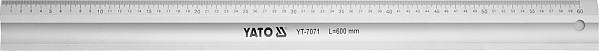 Линейка Yato Yt-7071 ключ yato yt 0137