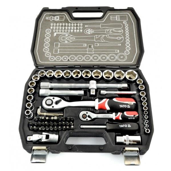 Набор инструментов Yato Yt-38782 набор инструментов yato yt 39009
