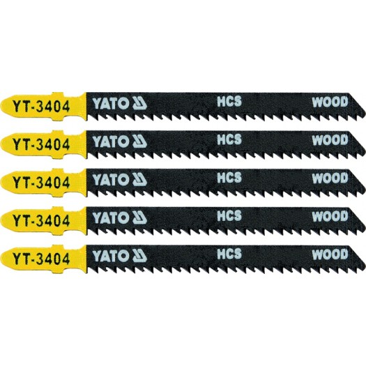 Набор пилок Yato Yt-3404