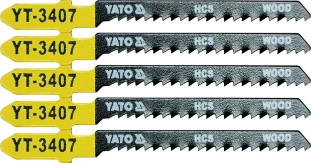 Набор пилок Yato Yt-3407